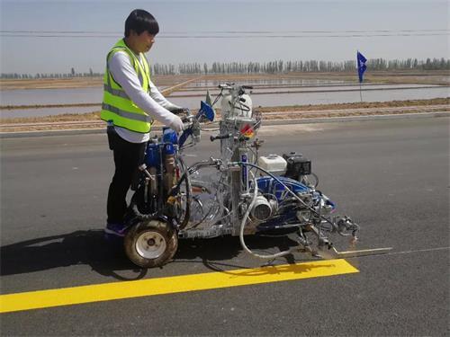 内蒙古道路标线施工工程
