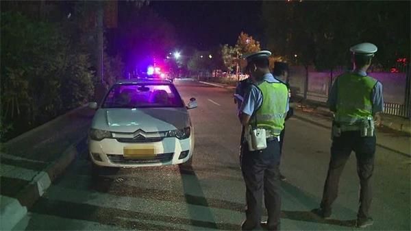 交通事故隐患和危险路段进行排查梳理